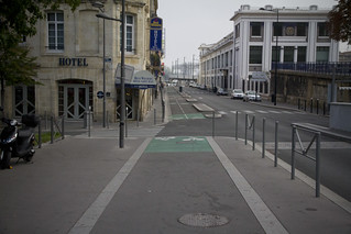 Bordeaux Cycle Track | by Mikael Colville-Andersen