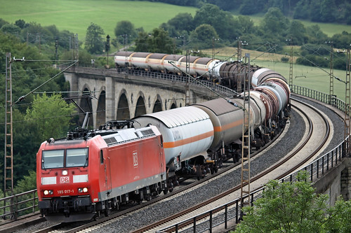 D DBS 185 017-1 Altenbeken 02-07-2011 | by peters452002