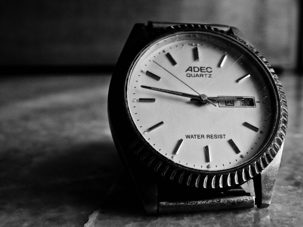 Dad's watch 爸爸的手表 ...