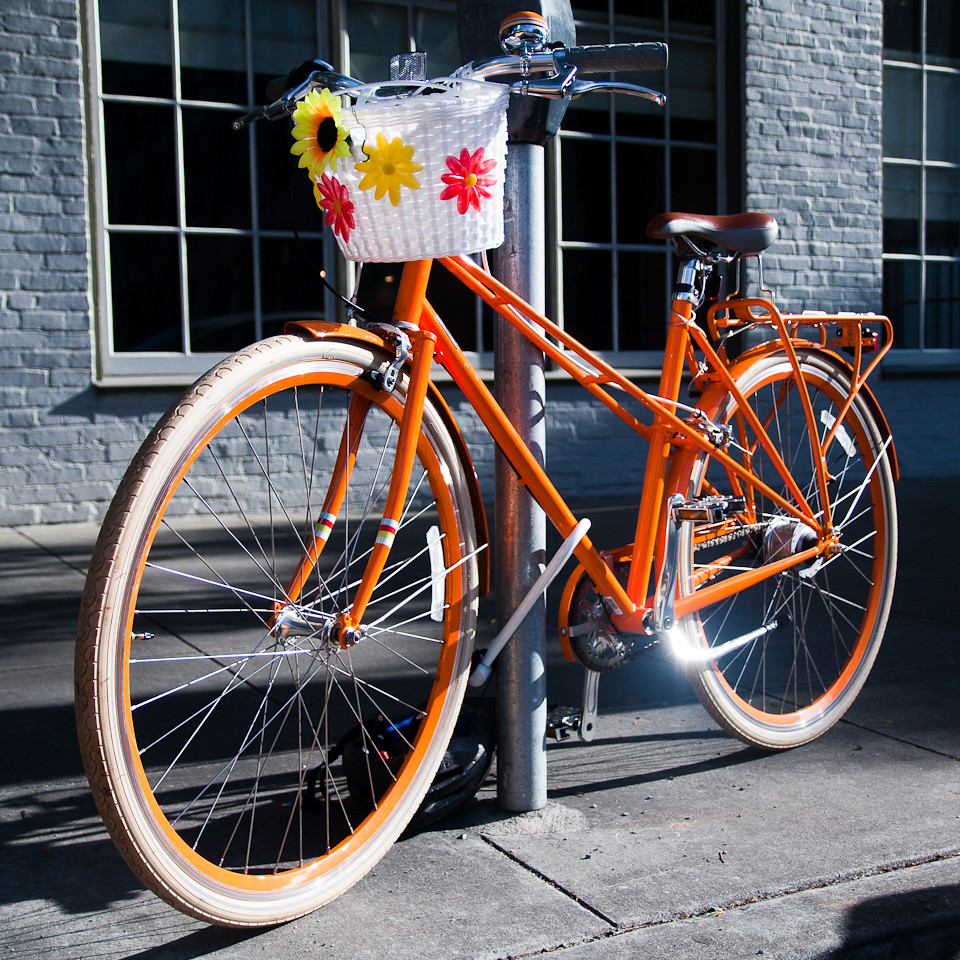 DIY - Flower Basket for your Bike