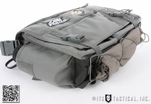 Discreet Messenger Bag Generation Two 09 | by ITS Tactical