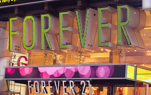 Forever 21 in Times Square | by Shandi-lee
