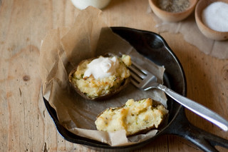 twice-baked potatoes | by TheSophisticatedGourmet