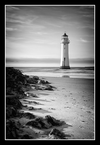 Perch Rock Lighthouse, New Brighton | by Stuart Lea