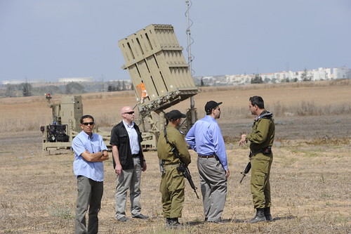 Visit to Iron Dome No.176FL