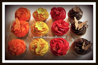 fall-wedding-cupcakes.jpg | by katiskupcakes