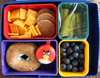 Big Kid Bento #466: Angry Birds!! | by Wendy Copley