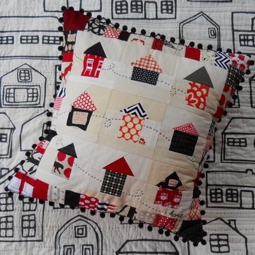 house cushion | by :: Nova