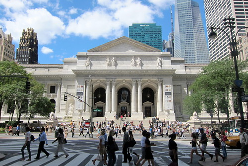 NYC - Midtown: New York Public Library Main Building | by wallyg