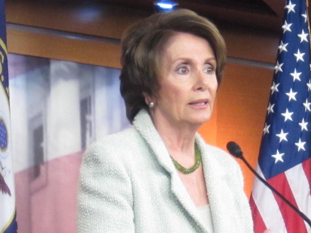 Pelosi Wants To Take Back The House