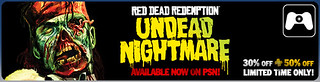 PSN: Red Dead Redemption - Undead Nightmare | by PlayStation.Blog