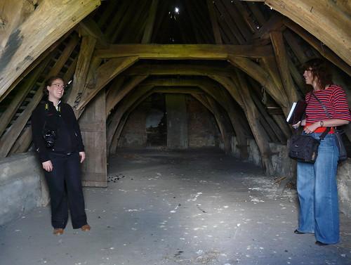 Bezoek aan de eeuwenoude zolder van de schranshoeve flickr - Uitbreiding van de zolder ...