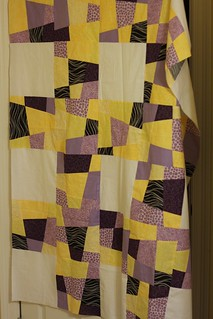 LSU Quilt Top | by niftyfoodie