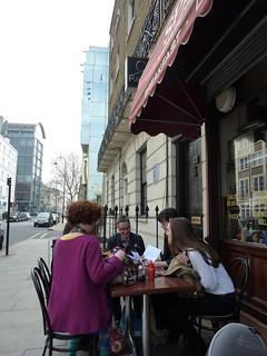 Speedy S Cafe London