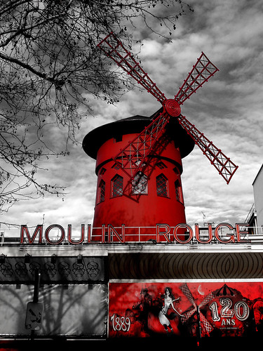 Moulin Rouge | by Davide Pachera