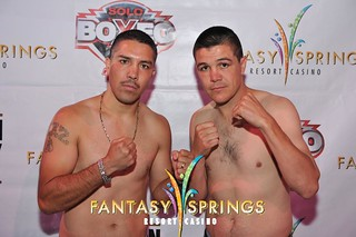 Diaz & Zepeda | by Fantasy Springs Resort Casino