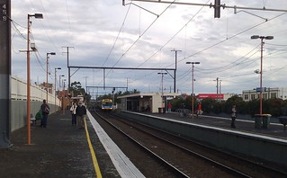 Bentleigh station | by Daniel Bowen