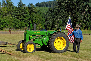 John Deere Tractor | by curtisirish