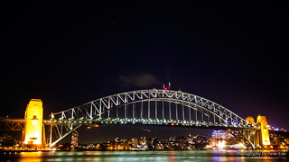Harbor Bridge | by Peter Ede