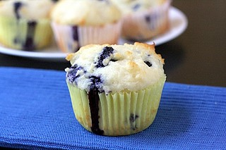 Blueberry Muffins | by bakingjunkie
