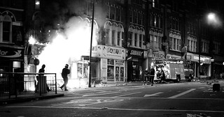Shop Fire | by AndyArmstrong