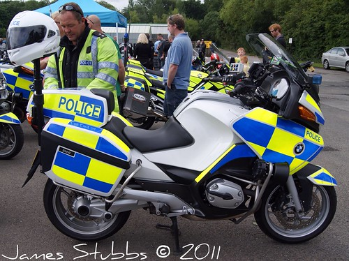 South Yorkshire Police BMW 1200RT | by Bolckow