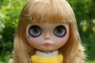 Custom #18 ~ Busy Bumblebee Brown Eyes | by sglahe - Kaleidoscope Kustoms