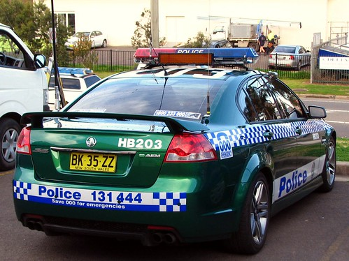 HB 203 Commodore SS | by Highway Patrol Images