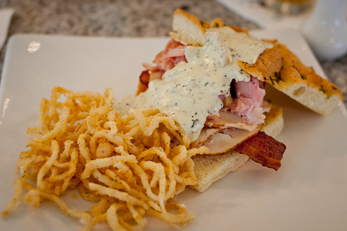 The Grand Sandwich | Grand Floridian Café | by Scott Sanders [ssanders79]