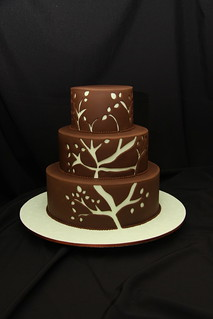 Penny's Wedding Cake | by Designer Cakes By Effie