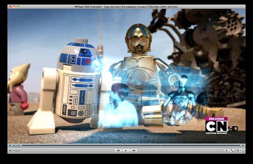 Film Segment - LEGO Star Wars: The Padawan Menace | by fbtb