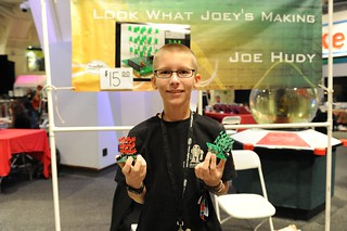 Joey Hudy and Arduino sets, Maker Faire | by Cognizant Technology Solutions