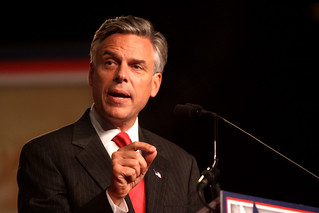 Jon Huntsman | by Gage Skidmore