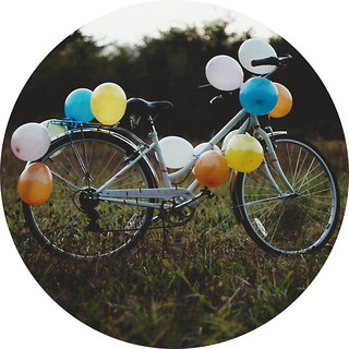 the bicycle-balloon effect | by keyana tea