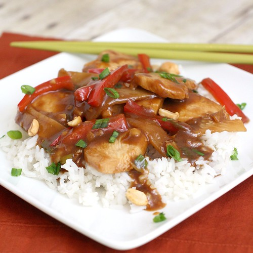 Kung Pao Chicken | by Tracey's Culinary Adventures