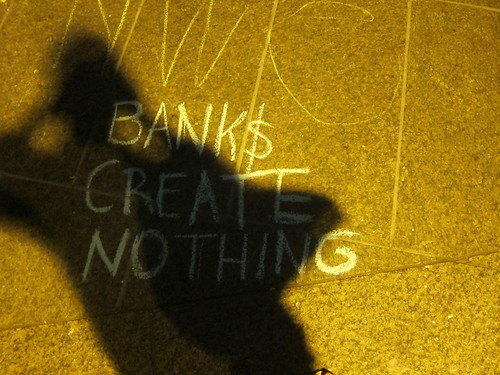 banks create nothing | by monashaw2003