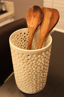 Hurricane Utensil Holder | by AddisonShaw