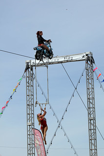 Circus Una All-Female Aerial Motorcycle Thrill Show | by ocmdhotels