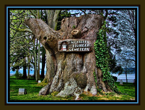 Mukilteo Pioneer Cemetery | by Somewhere inTime