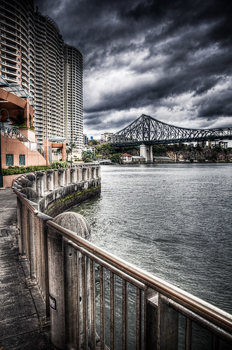 Riverside and Story Bridge | by Michael Shea (sheaimages)