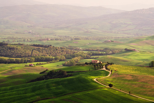 val d'orcia | by Dennis_F