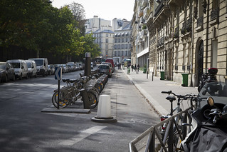 Paris Cycle Track | by Mikael Colville-Andersen