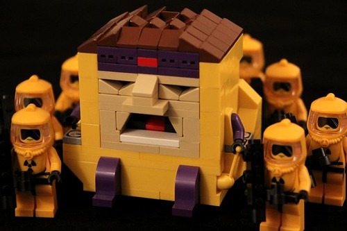 LEGO MODOK and AIM Agents | by SPARKART!