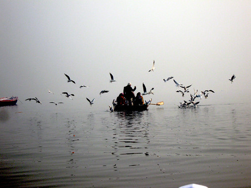 Cacophony of life on the ganga in varanasi-1 | by Archit Ratan Photography