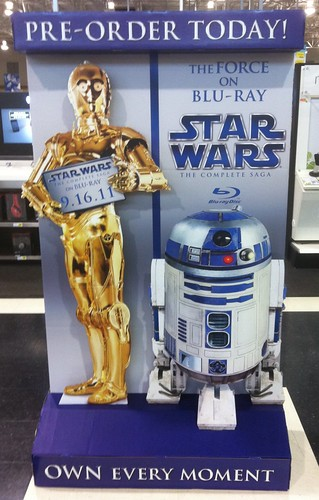 Star Wars on Blu-Ray Today! | by Paxton Holley