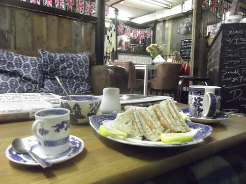 Basement Tea Rooms Camden