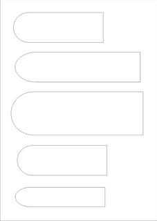 lesezeichen basteln mit vorlage papier kinder flickr. Black Bedroom Furniture Sets. Home Design Ideas