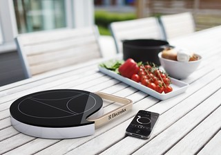 Mobile Induction Heat Plate | by Electrolux Design Lab
