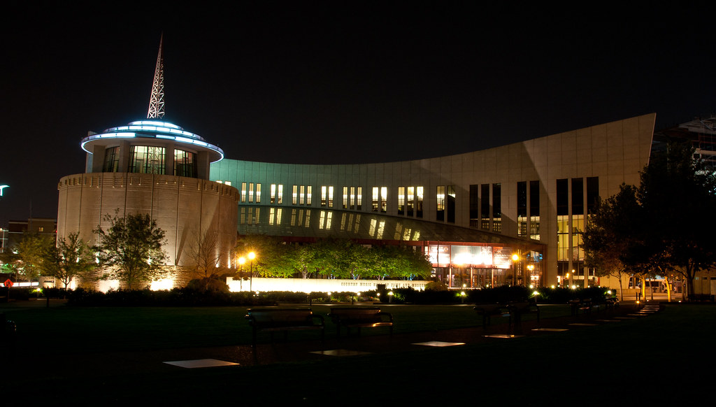 Country Music Hall of Fame & Museum - Nashville, Tennessee