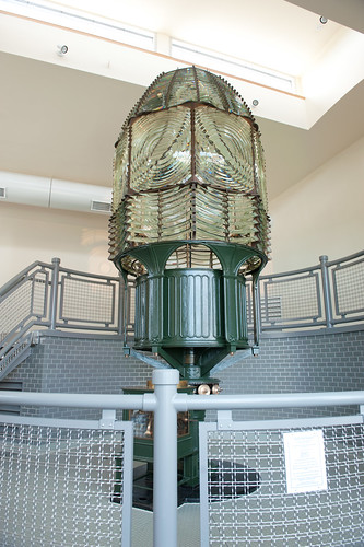 Fresnel Lens from Fire Island Lighthouse | by Marny10